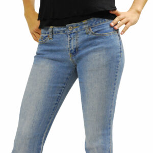 Angels 5-Pocket Classic Jeans