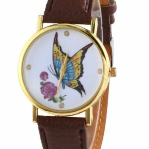 Rose Butterfly Watch – ADD ON ITEM $5