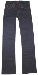 HotKiss Dark Wash 5-Pocket Jean