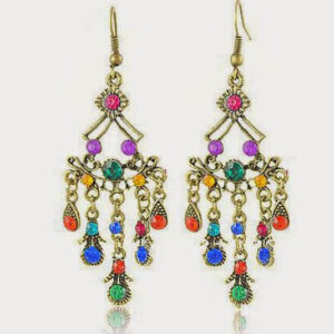 Hipster Vintage Dangle Earring