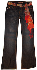 Paris Blues Sashed Jeans