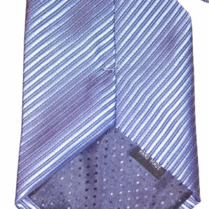Silk Textured Tie – Blue Shine