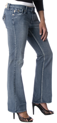 YMI Bootcut 5-Pocket Jean