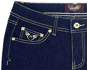 Angels Strength Jeans