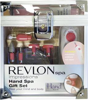 Revlon Impressions Hand Spa Gift Set