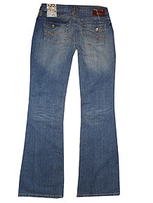 Mudd Back Flap Jeans